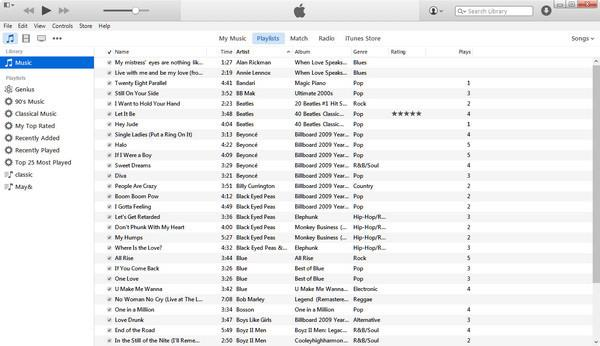 Sincronize seus arquivos com o iTunes