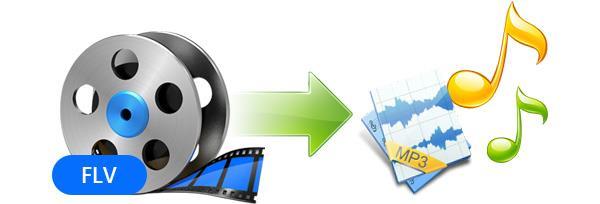 Converter arquivos FLV para MP3