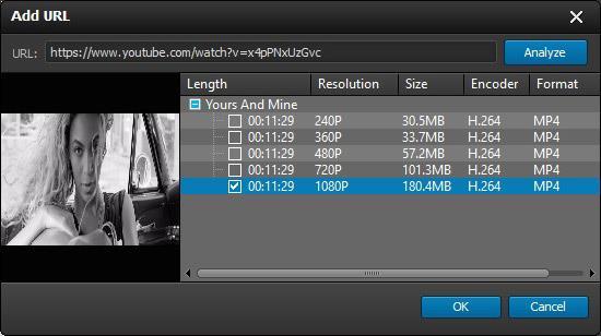 Analise o vídeo ou áudio que deseja converter a MP3