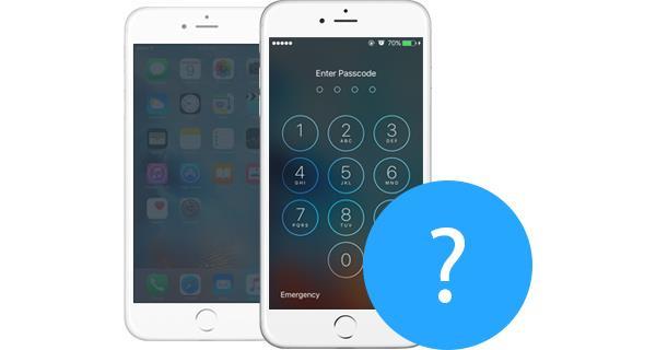 Esqueceu a senha do seu iPhone?