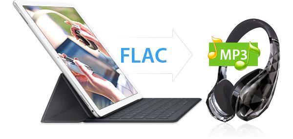Converter arquivos FLAC para MP3