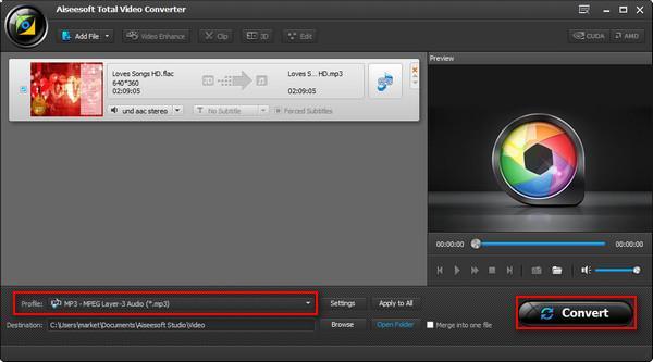 Inicie a conversão de seus arquivos para MP3