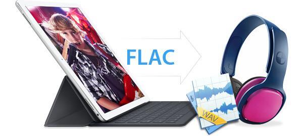 Converter arquivos FLAC para WAV