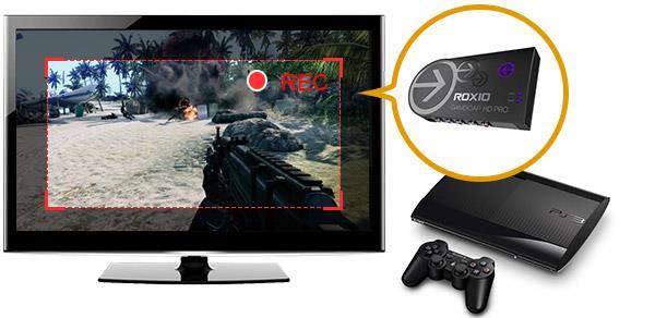 Como gravar jogos de PS3