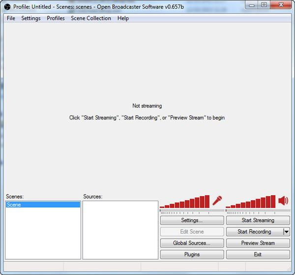 Open Broadcasting Software