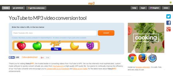 Video2MP3 site similar Datpiff