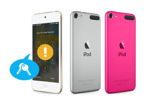 Como desbloquear um iPod Touch/iPad/iPhone