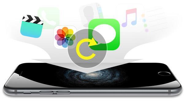 Recuperar dados de aplicativos deletados