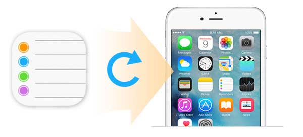 Restaurar lembretes deletados do iPhone