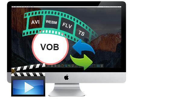 Converter arquivos VOB em um Mac