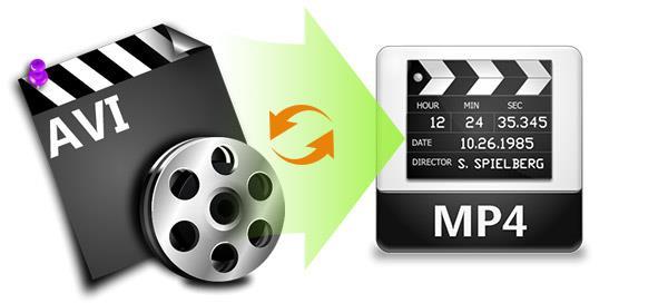 Converter arquivos AVI para MP4