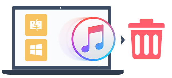 Como desinstalar completamente o iTunes