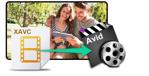 XAVC para Avid