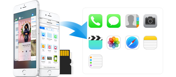 Extrair arquivos de um backup do ip