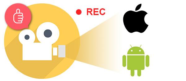 Os melhores apps para gravar a tela de seu celular