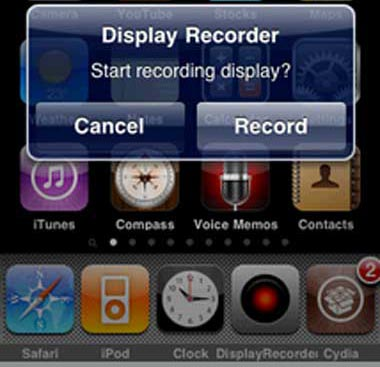 Display Recorder