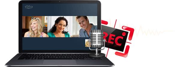 Como gravar chamadas do Skype
