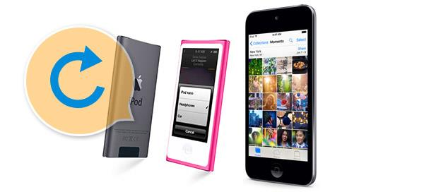 Como recuperar arquivos de um iPod