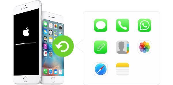 Recuperar dados de um iPhone após atualização