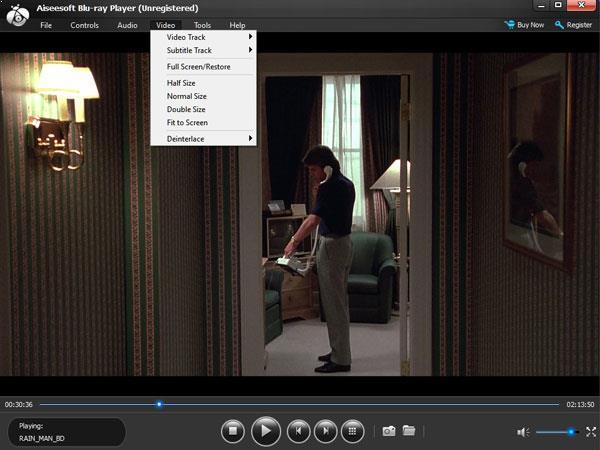 Outras funções do Blu-ray Player
