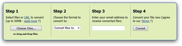 Importe seu arquivo em MTS