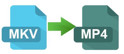 Converter arquivos MKV para MP4