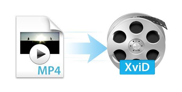 Como converter arquivos MP4 para XviD