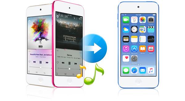 Como importar músicas para um iPod