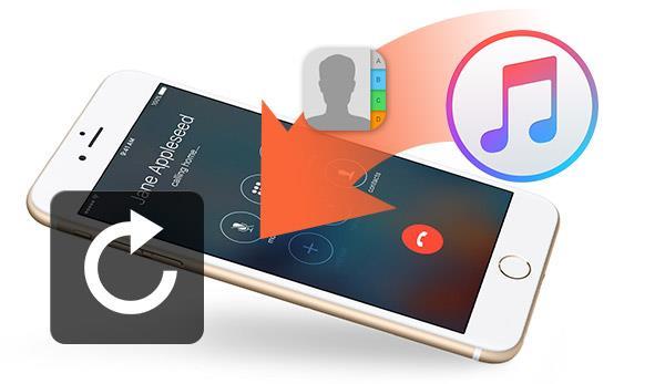 Como restaurar os contatos de um backup do iTunes