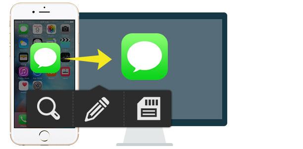 Como salvar e imprimir mensagens de texto do iPhone