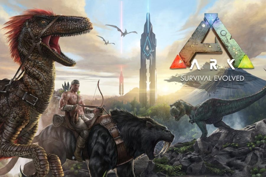 Gameplay ARK: Survival Evolved
