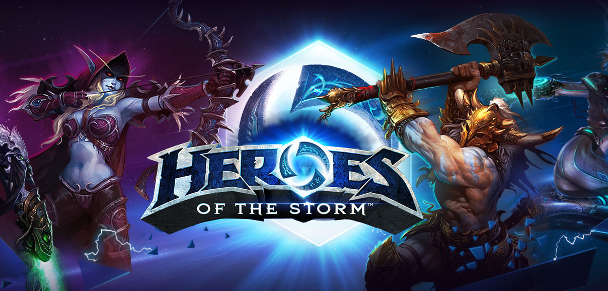 Gameplay Heroes of the Storm