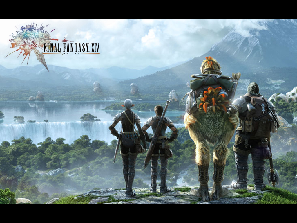 Gameplay Final Fantasy XIV Online