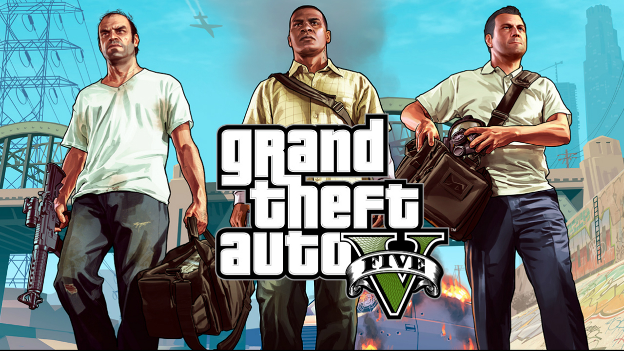 Gameplay GTA V
