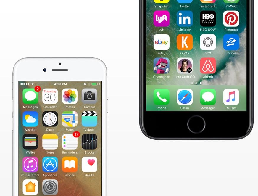 Actualizacion iPhone
