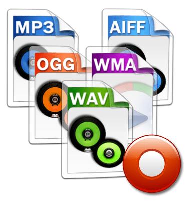 Como converter arquivos AIFF para OGG