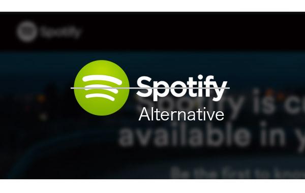 Melhores alternativas ao Spotify