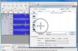 Audio a MP3
