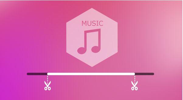 Cortar canciones