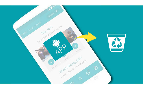 Como deletar aplicativos do celular