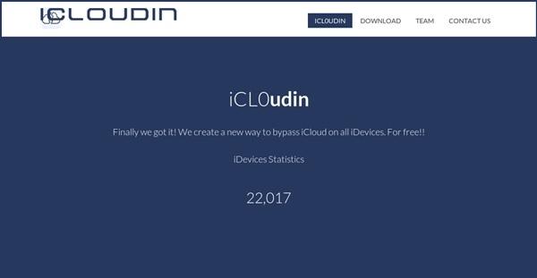 Desbloquear iCloud