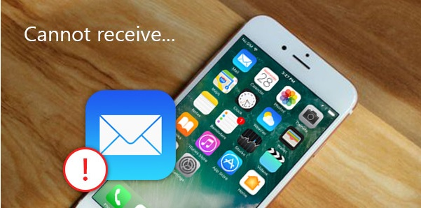 Error con emails en iPhone