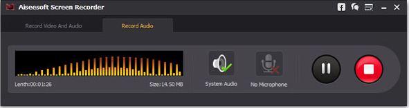 Grabador de MP3