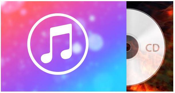 Grabar iTunes en CD