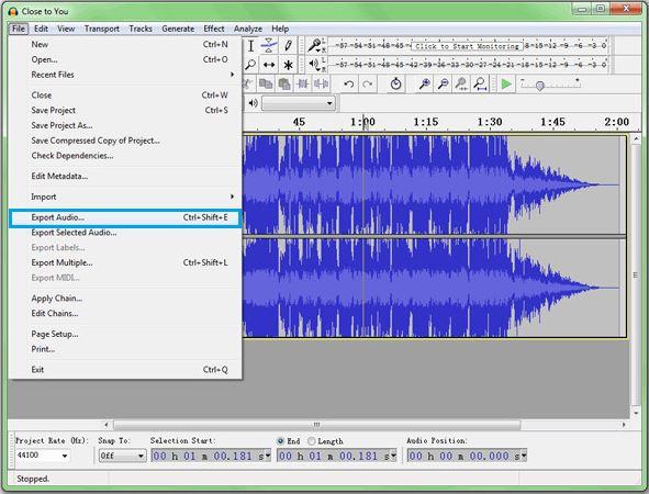 Convertir MP3 a MIDI