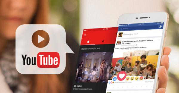 Como ouvir músicas do YouTube em segundo plano