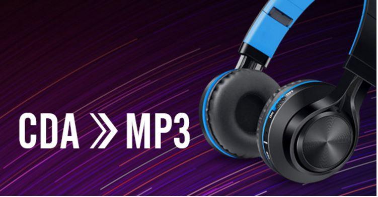 Convertir CDA a MP3