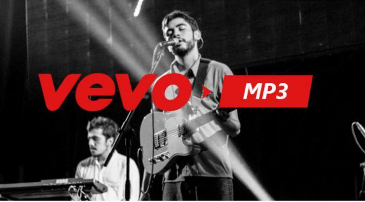 Descargar Vevo a MP3
