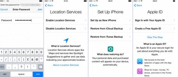 Cómo activar tu nuevo iPhone