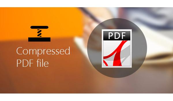 Como comprimir arquivos PDF
